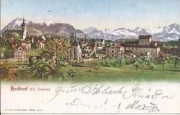 6773 - Hochdorf - LU Lucerne