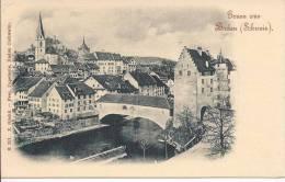 6774 - Gruss Aus Baden - AG Argovie