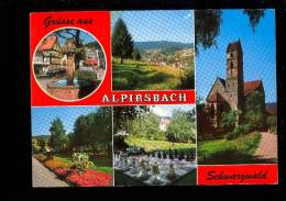 ALPIRSBACH Schwarzwald - Alpirsbach