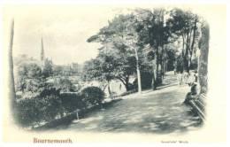 Bournemouth Invalid's Walk   (UK) - Bournemouth (avant 1972)