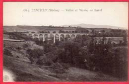 CPA 69 LENTILLY Vallée Et Viaduc De Buvet Près L´ Arbresle  ( W15 ) - France