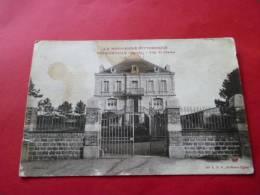 50 FERMANVILLE   Villa ST Charles    Dans L Etat  Taches  Circulee   Edit L.G.B. Manche Normandie - Autres Communes