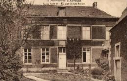 BELGIQUE - NAMUR - SAMBREVILLE - AUVELAIS - Ancienne Cure, Bâtie En 1722 Par Le Curé Poliart. - Sambreville