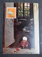 24 11 1987 - Carte Postale De Berne - Pro Juventute 1987 - Suisse