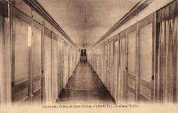 BELGIQUE -  FLANDRE OCCIDENTALE - COURTRAI - KORTRIJK - Institut Des Dames De St-Nicolas - Grans Dortoir. - Kortrijk