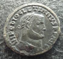 #324 - Diocletianus - GENIO POPVLI ROMANI - XF! !!!TOP Münze!!! - 5. L'Anarchie Militaire (235 à 284)