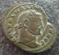 #327 - Maximianus - IOVI CONSERVATORI - VF! - 6. La Tétrarchie (284 à 307)