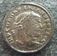 #328 - Maximianus - GENIO POPVLI ROMANI - XF! - 6. La Tétrarchie (284 à 307)