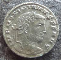 #330 - Maximianus - GENIO POPVLI ROMANI - VF! - 6. La Tétrarchie (284 à 307)