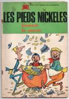 BD N°52 - Les Pieds Nickelés Tiennent Le Succès - Pellos - Edition 1966 - Pieds Nickelés, Les
