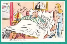 Illustrateur : CHEN -  Ah ! Si J'avais Su   (mariage)  Impeccable - Ohne Zuordnung