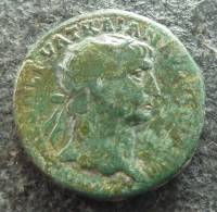 #335 - Traianus - TR POT COS II PP S-C - VF! - 3. Les Antonins (96 à 192)