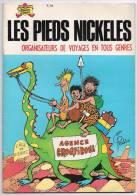 BD N°50 - Les Pieds Nickelés Organisateurs De Voyages En Tous Genres - Pellos - Edition 1978 - Pieds Nickelés, Les