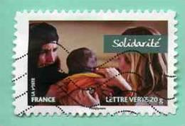 FRANCE 2013 - Y&T N° A 7.. : FEMMES DE VALEURS +++ SOLIDARITE - Used Stamps