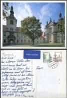 Ak Tschechien - Osek - Kloster,Kirche,church ,Eglise - Kirchen U. Kathedralen