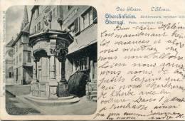 67 - OBERNAI - Obernai