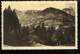 Haute Savoie Cordon Les Alpes Pittoresques 154 Le Coteau De Vu De Nant Cruit Montant - Francia