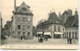 DEP 21 DIJON LA PLACE DES CORDELIERS - Dijon