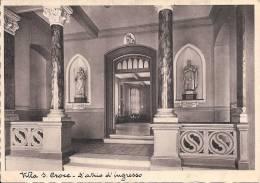 A188 - SAN MAURO TORINESE - VILLA S. CROCE - ATRIO D'INGRESSO - TORINO - VG. A. ´50 - F.G. - Non Classificati