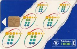 SPAIN - Telefonica Telecard 1000 Ptas, 03/97, Used - Spain