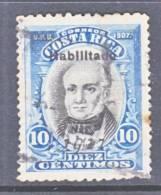 Costa Rica  83   (o) - Costa Rica