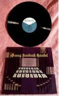 LP Vinyl , Georg Friedrich Händel - Konzert Für Orgel Und Orchester - F-dur Op. 4 Nr. 4/ F-dur Op. 4 Nr. 5 - Klassik