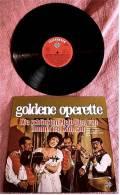 LP Vinyl , Goldene Operette - Die Schönsten Melodien Von Emmerich Kálmán - TELEFUNKEN Nr. 6.22228 AF - Oper & Operette