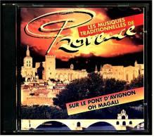 Musik CD  -  Les Musiques Traditionnelles De Provence - Interprete Par Vincent Montagard & Xavier Arena -  Von Ca. 2001 - Sonstige - Franz. Chansons