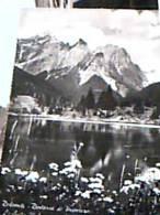 Primiero Dintorni Lago Laghetto WELSPERG E CIMA CANALI VB1951 EF14396 - Trento