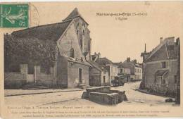 CPA 91 MORSANG SUR ORGE Eglise - Morsang Sur Orge