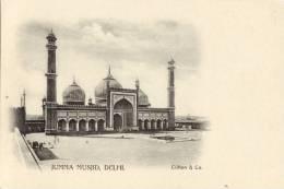 Delhi Jumma Musjid - India