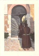 [06] Alpes Maritimes > Nice -Monastère De Cimiez - L´Entrée Du Grand Cloître (Religion Moine) *PRIX FIXE - Nice