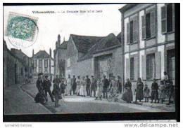 89 - VILLEMANOCHE - LA GRANDE RUE (COTE BAS) - Irlande