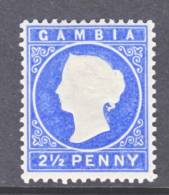 Gambia  15  * - Gambia (...-1964)