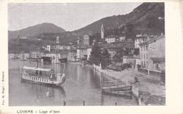 LOVERE (BERGAMO) LAGO D´ISEO  -FP - Bergamo