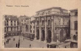 VICENZA -PALAZZO MUNICIPALE   -FP - Vicenza
