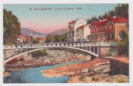 VALS LES BAINS - N° 87 - VUE SUR LA VOLANE - CAP - VALS VICTORIA - Vals Les Bains