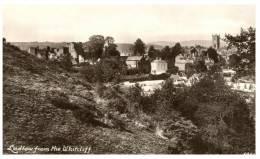 Ludlow From The Whitcliff  (UK) - Shropshire