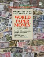 Paper Money Catalog Of The World 1987 Neu 12€ Papiergeld Und Banknoten Over 185 Different Countries By Aiello In English - Grèce
