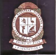 EAST AFRICA PIONEERS SOCIETY - FOUNDATION - Kenya, Uganda Tanganyika Zanzibar - Associations