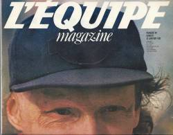 Equipe Magazine 1982 LAUDA F1 RIVES - Automobile - F1