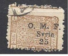 SYRIE N�  74 PIQUAGE A CHEVAL OBL TTB