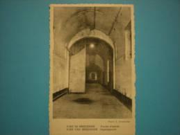 Fort De Breendonk, Porche D'entrée - Militaria