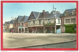 CPA N°2659 / LA GUERCHE DE BRETAGNE - SES VIEUX PORCHES - La Guerche-de-Bretagne