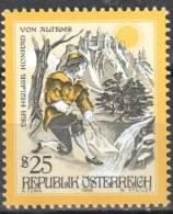 Austria 1998 Fairy Tales - Mi.2257  MNH (**) - 1991-00 Nuevos & Fijasellos