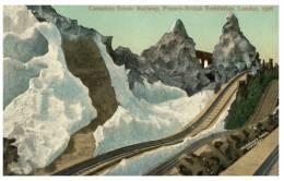 Canadian Scenic Railway Franco-British Exhibition London(UK) - Zonder Classificatie