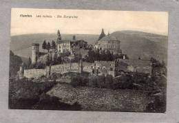 38170    Lussemburgo,   Vianden -  Les  Ruines  -  Die  Buergruine,  NV - Diekirch