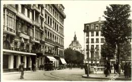 CPSM  ST ETIENNE, Place Dorian   7730 - Saint Etienne