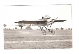 Photographie Format Carte  : Brindejonc Sur Morane Dans Grand Prix Aéro Club De France - Année 1912 - ....-1914: Précurseurs
