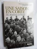 UNE SAISON EN COREE - DU KAMINA A L'IMIJN / P.GUNST,A.PHILIPS ET B.VERHAEGEN - 1999 - Documents